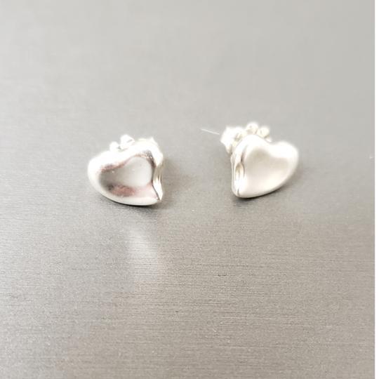 04a494718 Home / Earrings / Precious Metals / Tiffany and Co Elsa Peretti Full Heart  Earrings